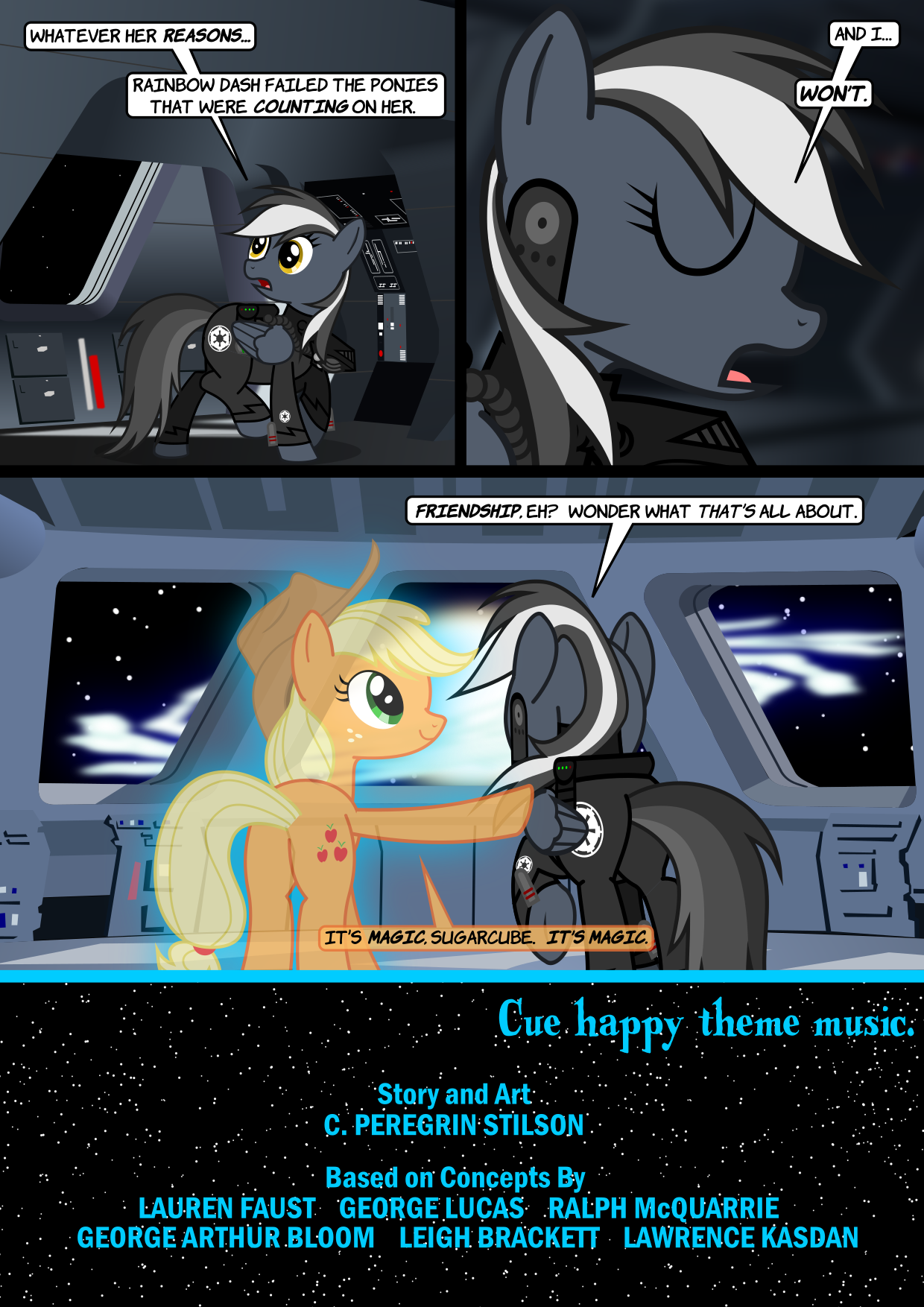 Star Mares 2.4.26: What Friendship Could Be