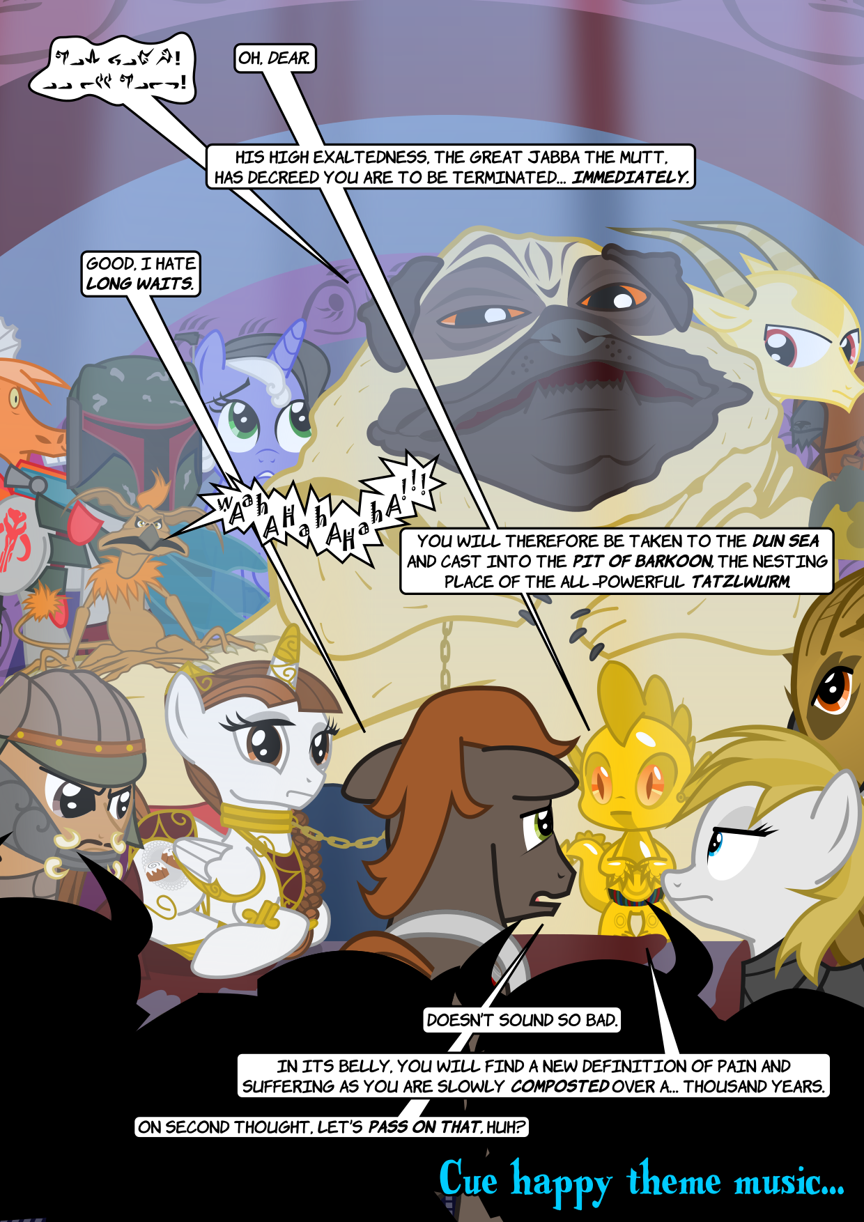 Star Mares 3.1.26: Into the Annelids of History
