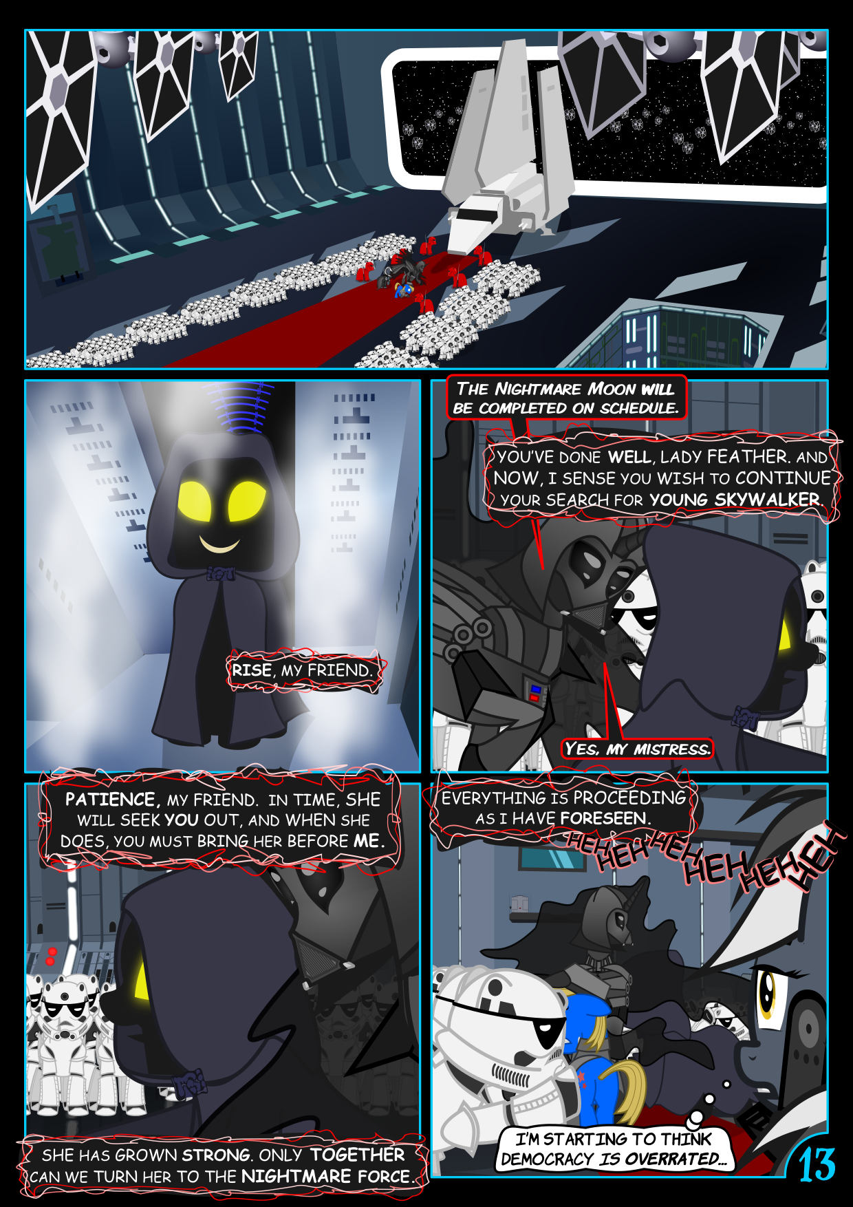 Star Mares 3.2.13: Dark Side