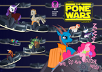 The Pone Wars #1: Tack of the Clones, Part I