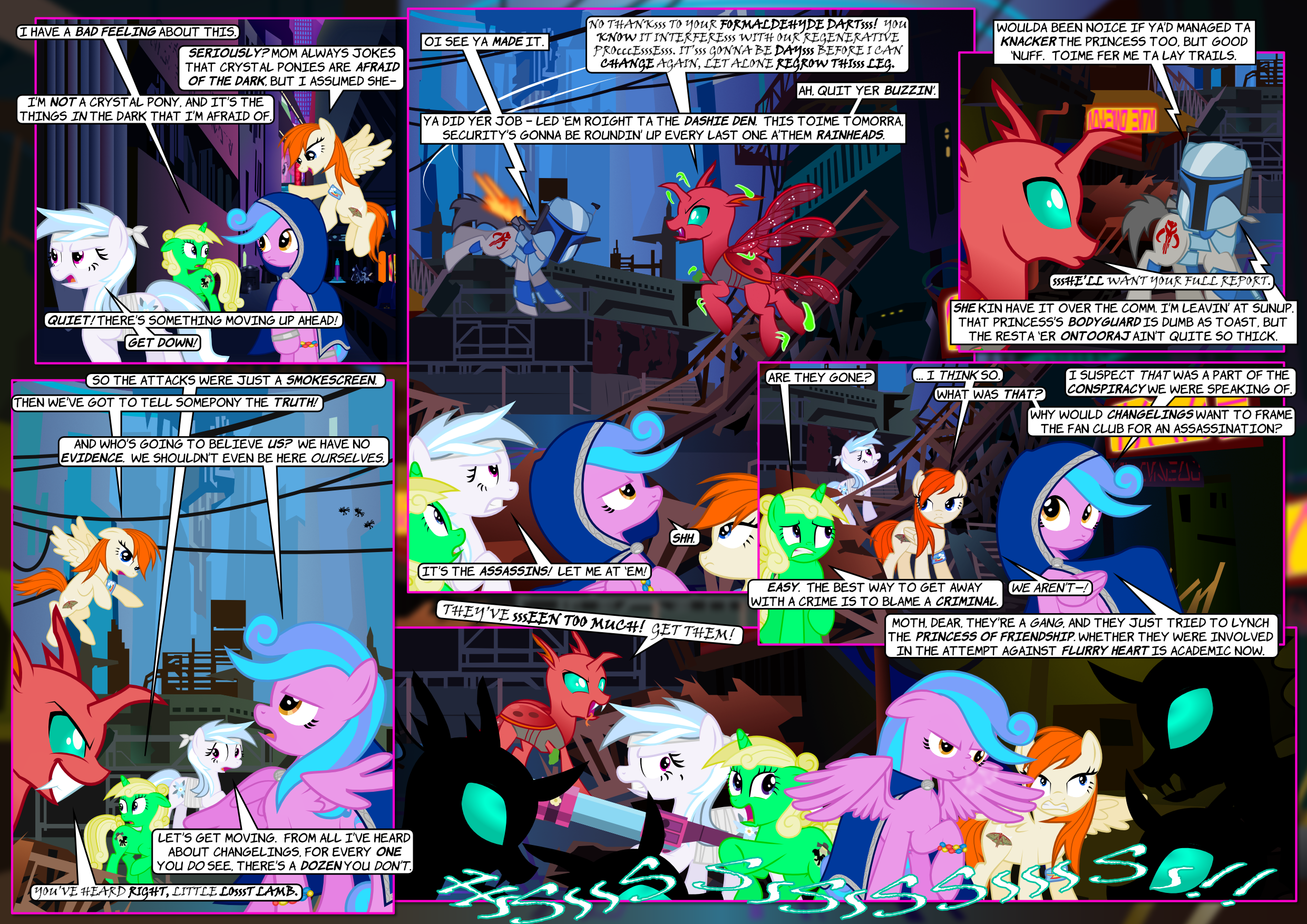 The Pone Wars 1.7: Spare Change