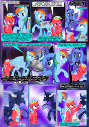 The Pone Wars 9.10: Those That Will Not See
