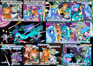 The Pone Wars 9.18-19: Shipping Incident
