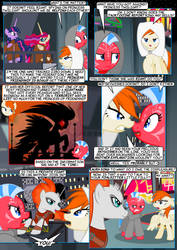 The Pone Wars 11.9: The Opposite of Serendipity