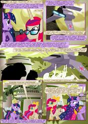 The Pone Wars 11.13: Overdue Notice