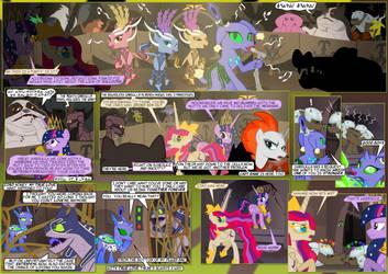 The Pone Wars 11.14-15: Doggone