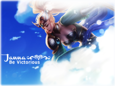 Be Victorious by flammaimperatore