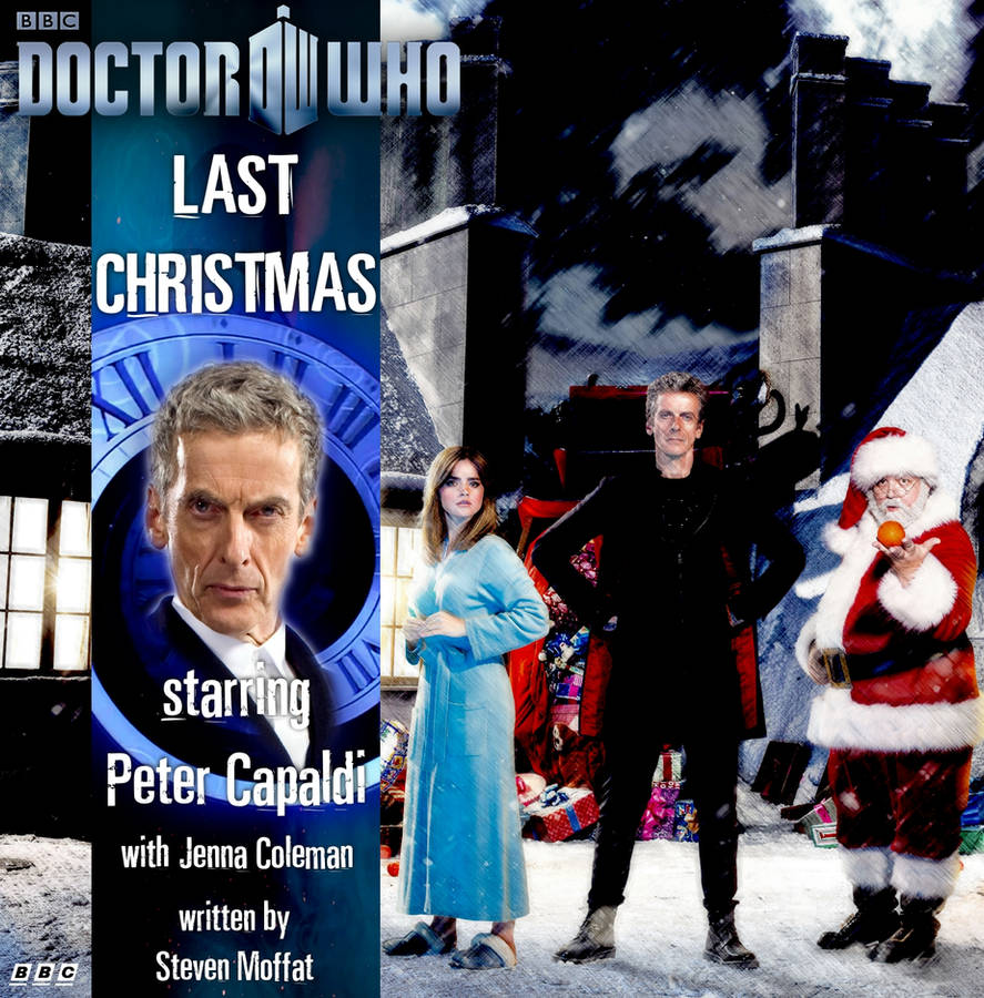 Doctor Who Last Christmas.Doctor Who Last Christmas By Happyappy6 On Deviantart