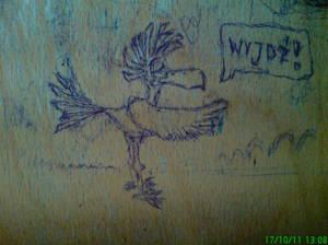 University doodle