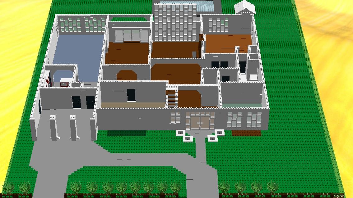 Cool House Plans Lego In Progress Model By Autumnstarr On