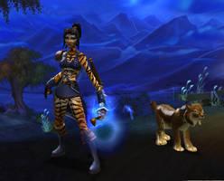 My Vanquisher Tigress, Tantomile