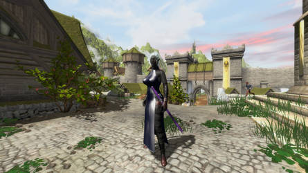 Speaking-With-Silence in Bruma