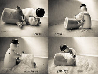 Stages Of Grief by CedaCo