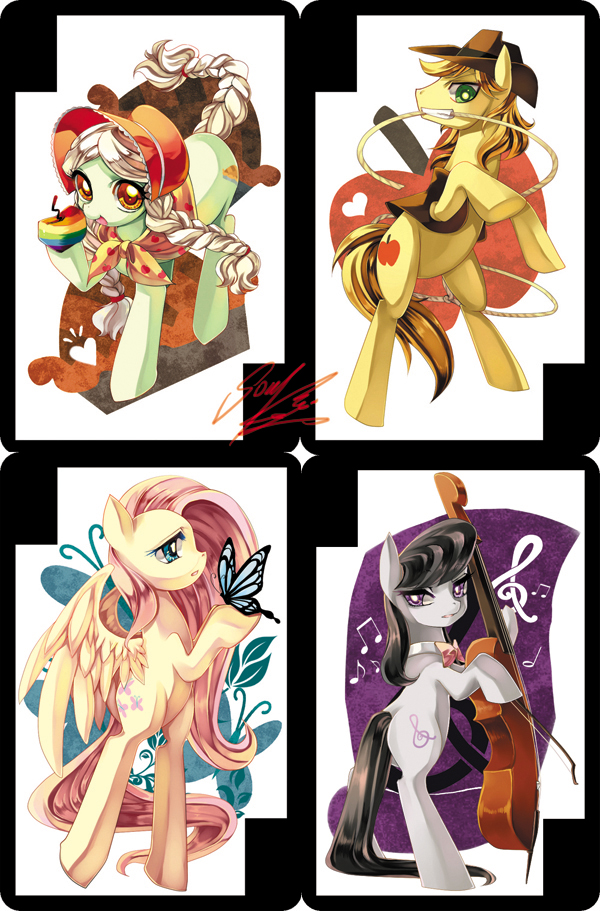 commission of poker in Taiwan by SoukiTsubasa
