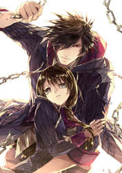 I will protect you by SoukiTsubasa