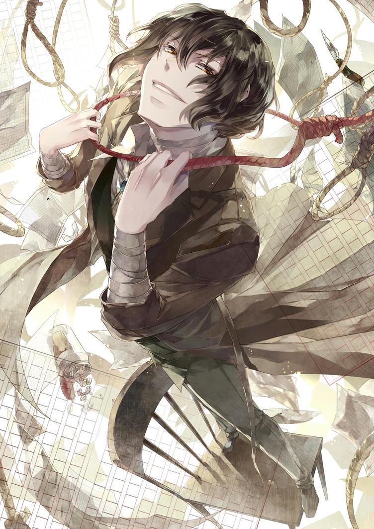No Longer Human by SoukiTsubasa