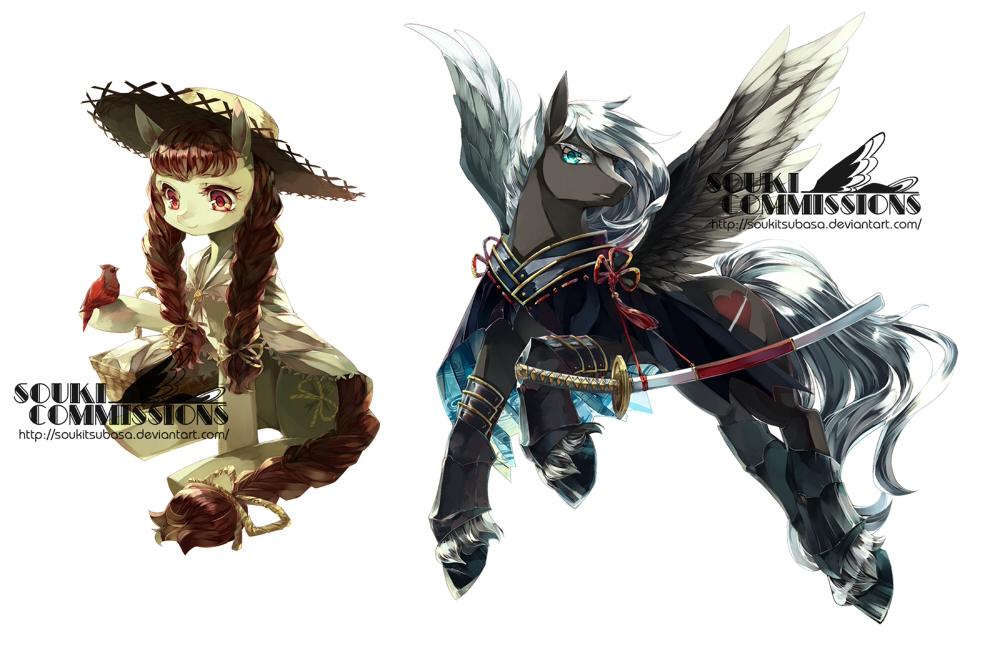Commissions #1 by SoukiTsubasa