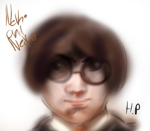 Harry Potter by neko-and-neko