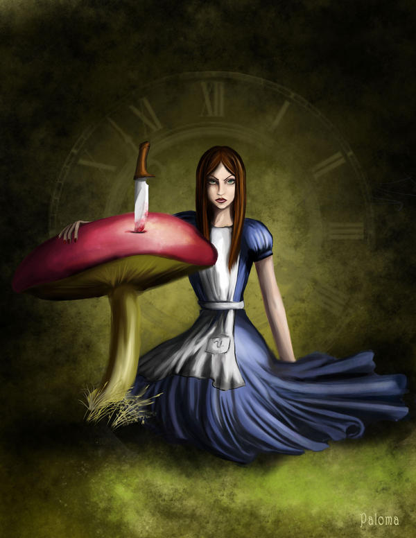 American Mcgee Alice by palomi