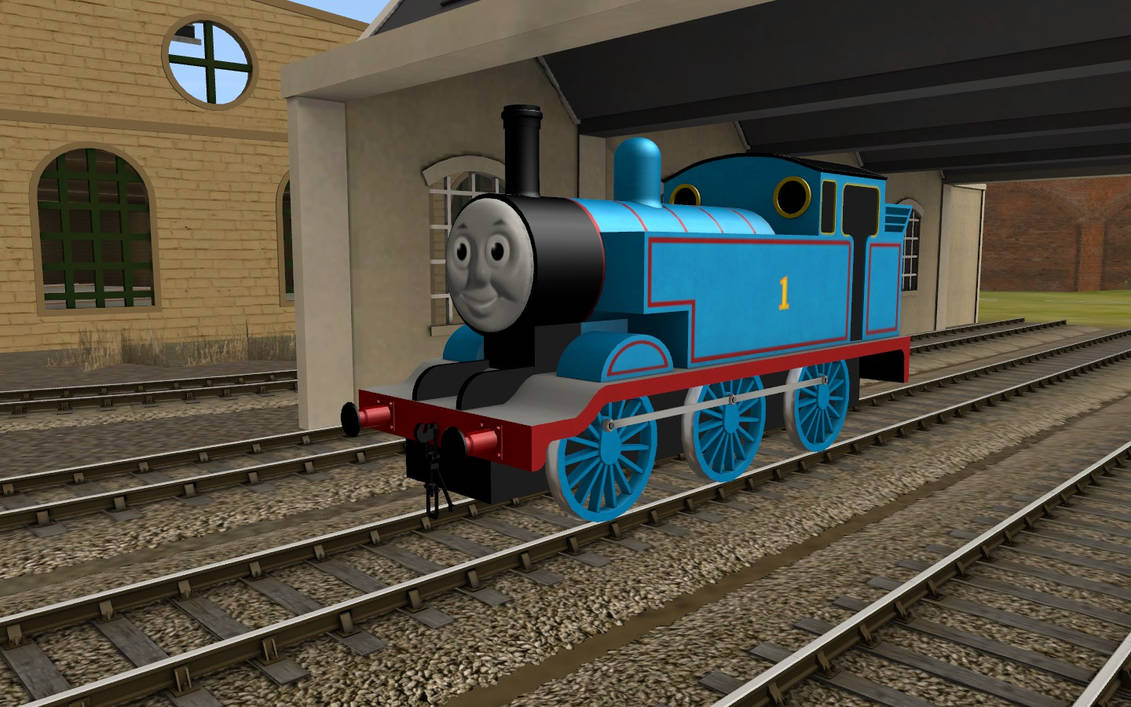 LeoDeCraprio's Thomas for Trainz DOWNLOAD (FIXED) by