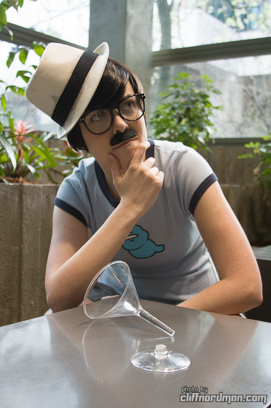 Jane Crocker, Detective by kkcosplay