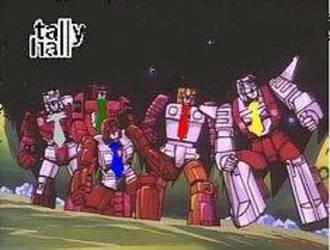 Tally Hall Transformers