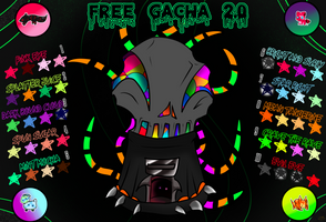 Free Gacha (( OPEN )) by I-MAKE-MONSTERS