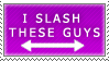 LOLSLASH STAMP by Nukenai