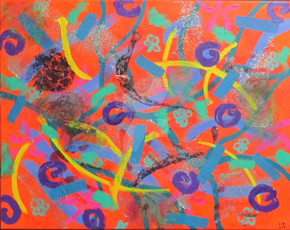 Orange Tree by liha-irden