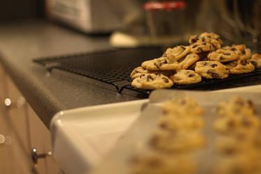 Late Night Baking by EAKabakjian