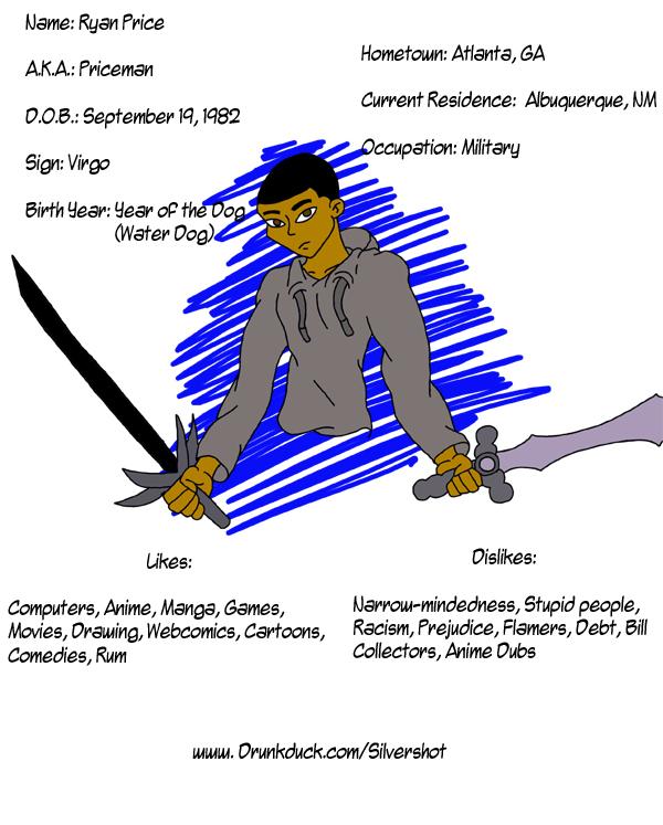 Priceman's Profile Picture