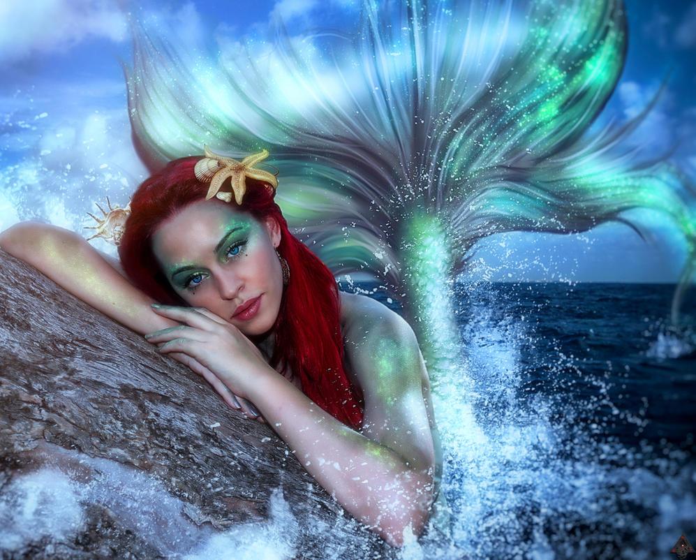 Mermaid by TeeKeeuS87