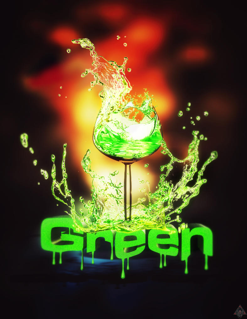 Green by TeeKeeuS87