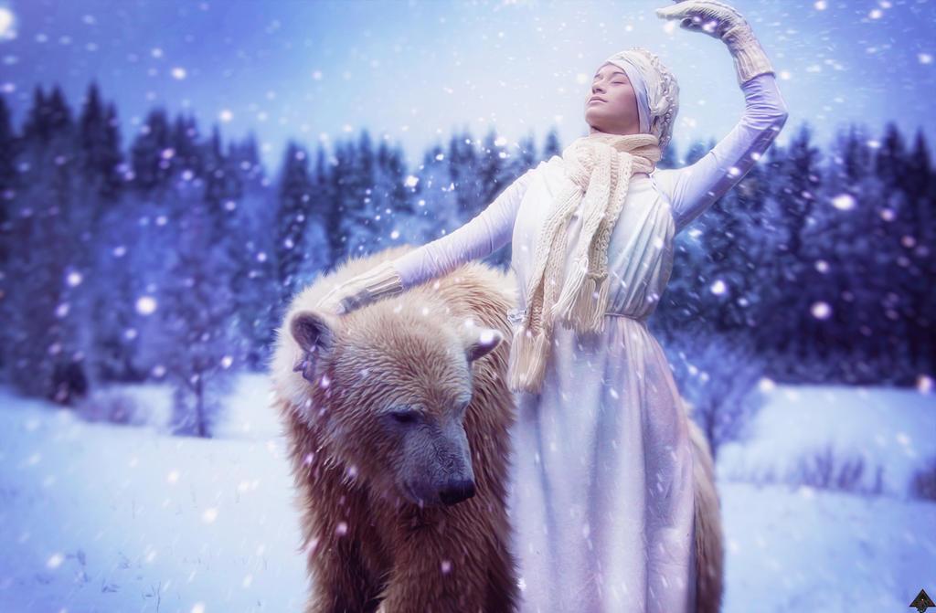 Snow Girl by TeeKeeuS87