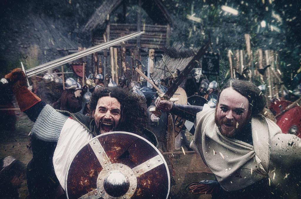 Vikings by TeeKeeuS87