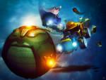 FanArt | Rocket League | Game
