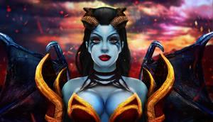 Dota 2 | Queen of Pain