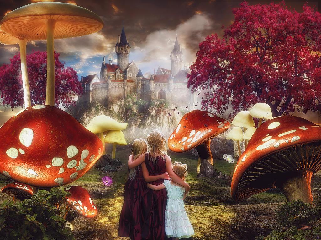 Magical land by TeeKeeuS87