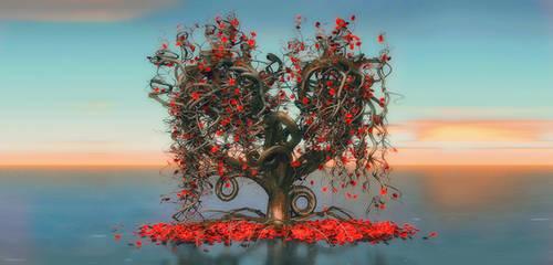 Heart Tree by TeeKeeuS87