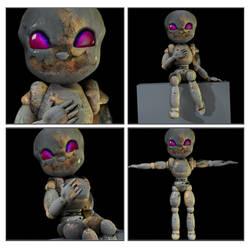 3D Model | Robot