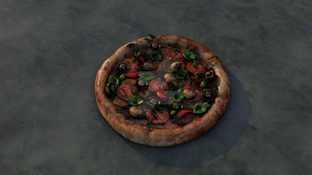3D |Pizza