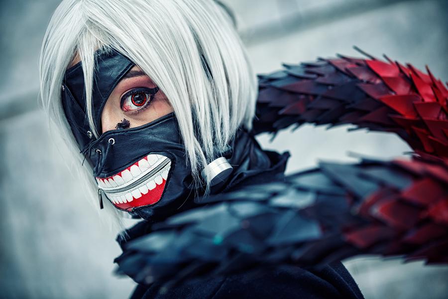 Tokyo Ghoul Cosplay By X3samypamy3x On Deviantart