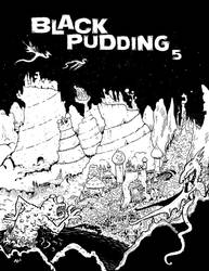 Black Pudding #5 Cover
