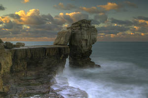 Pulpit Rock by Miderski