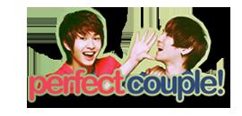Perfect Couple XD by la2bluey