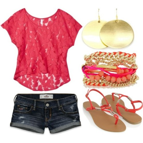 Cute-summer-outfits-for-girls by DarlingRazorBlade on DeviantArt