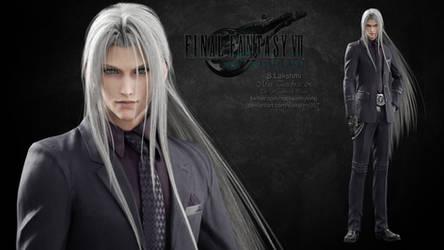 Sephiroth - Turks Suit // Render