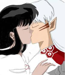 Le Kissy-kissy by Miko-Kikyou