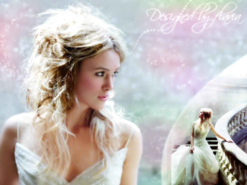 Keira Knightley by flavia16