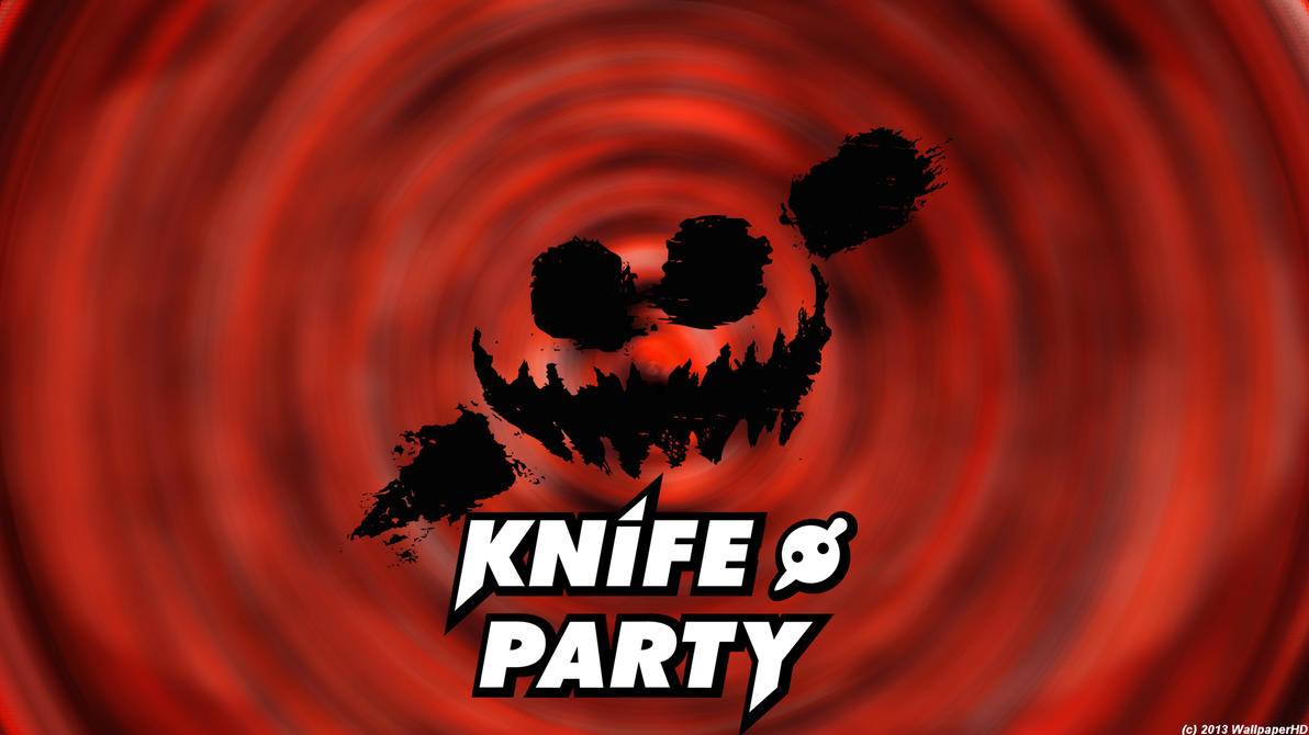 Knife Wallpaper Knife Party Hunted Wallpaper